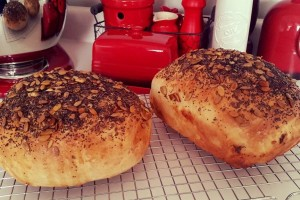 Honey Oats And Seeds Bread