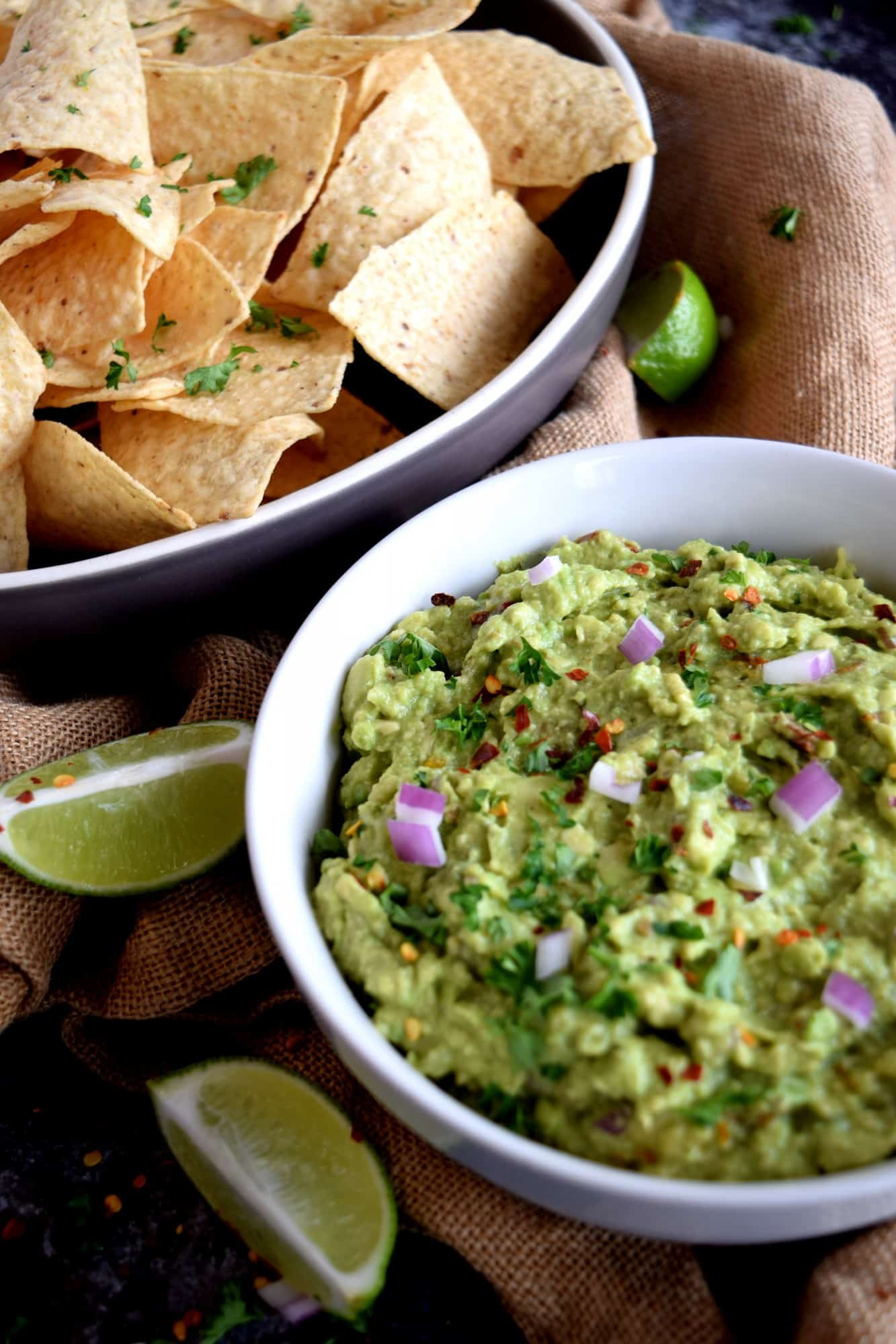 Guacamole For Cilantro Haters