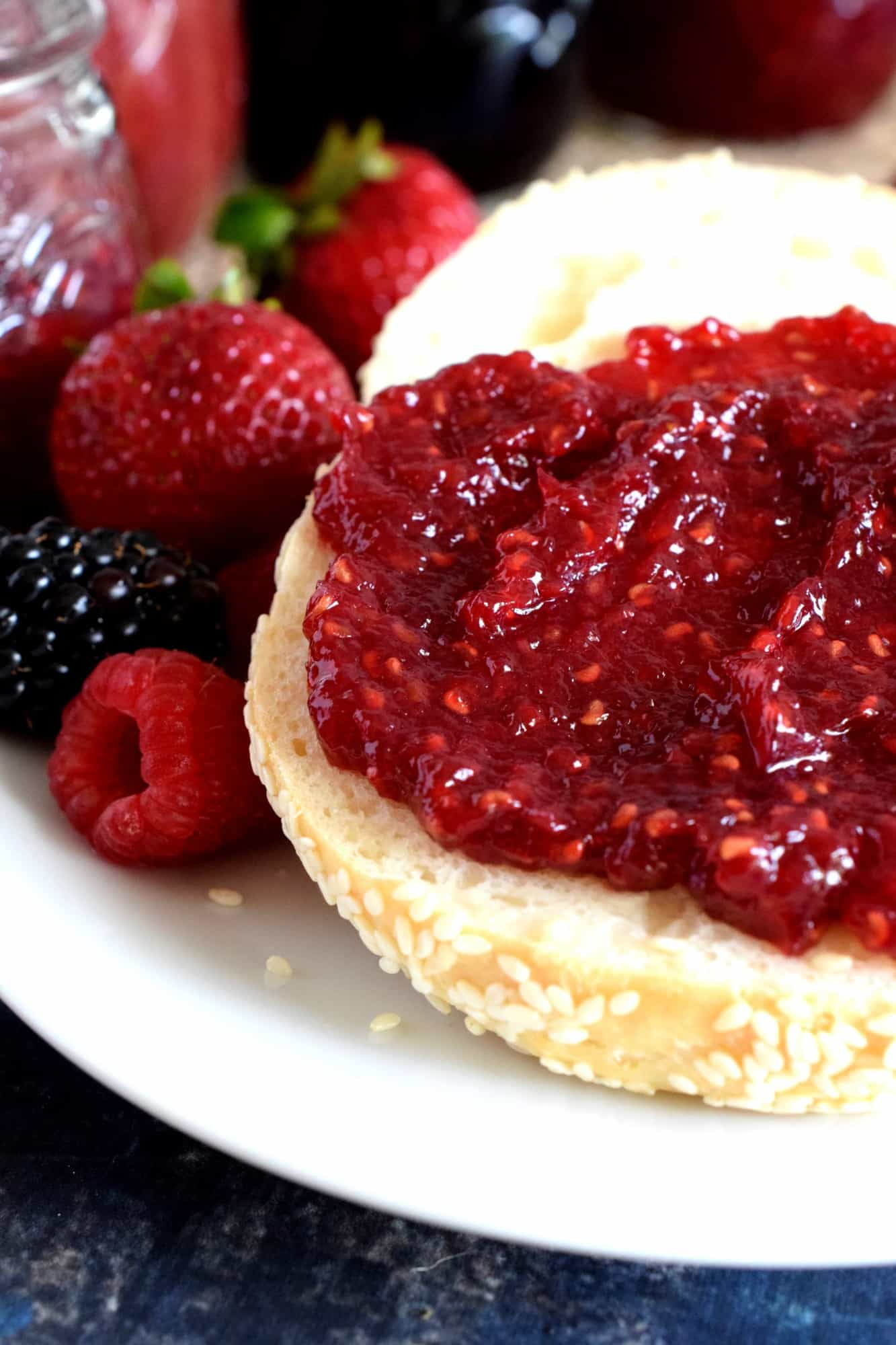 Easy Homemade Jam - Lord Byron's Kitchen