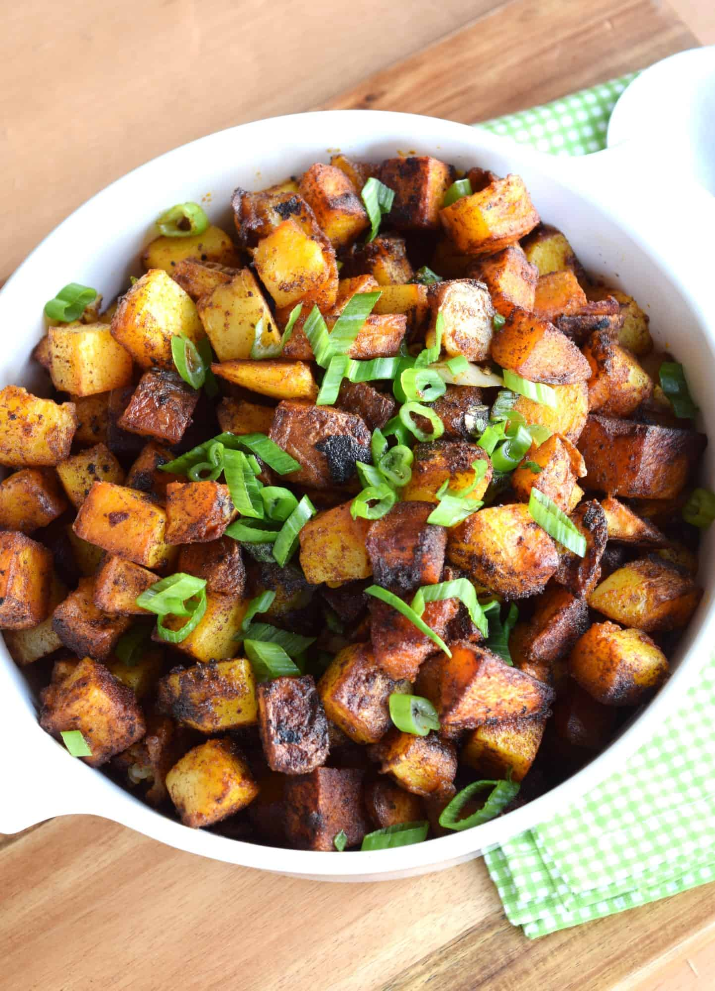 Skillet Roasted Potatoes
