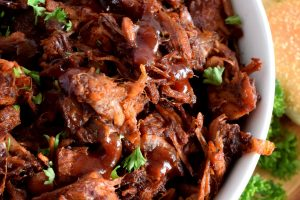 Vegetarian Pulled Pork