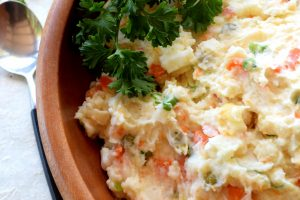 Vegetable Potato Salad