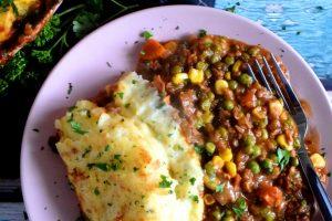 Shepherd's Vegetarian Pie