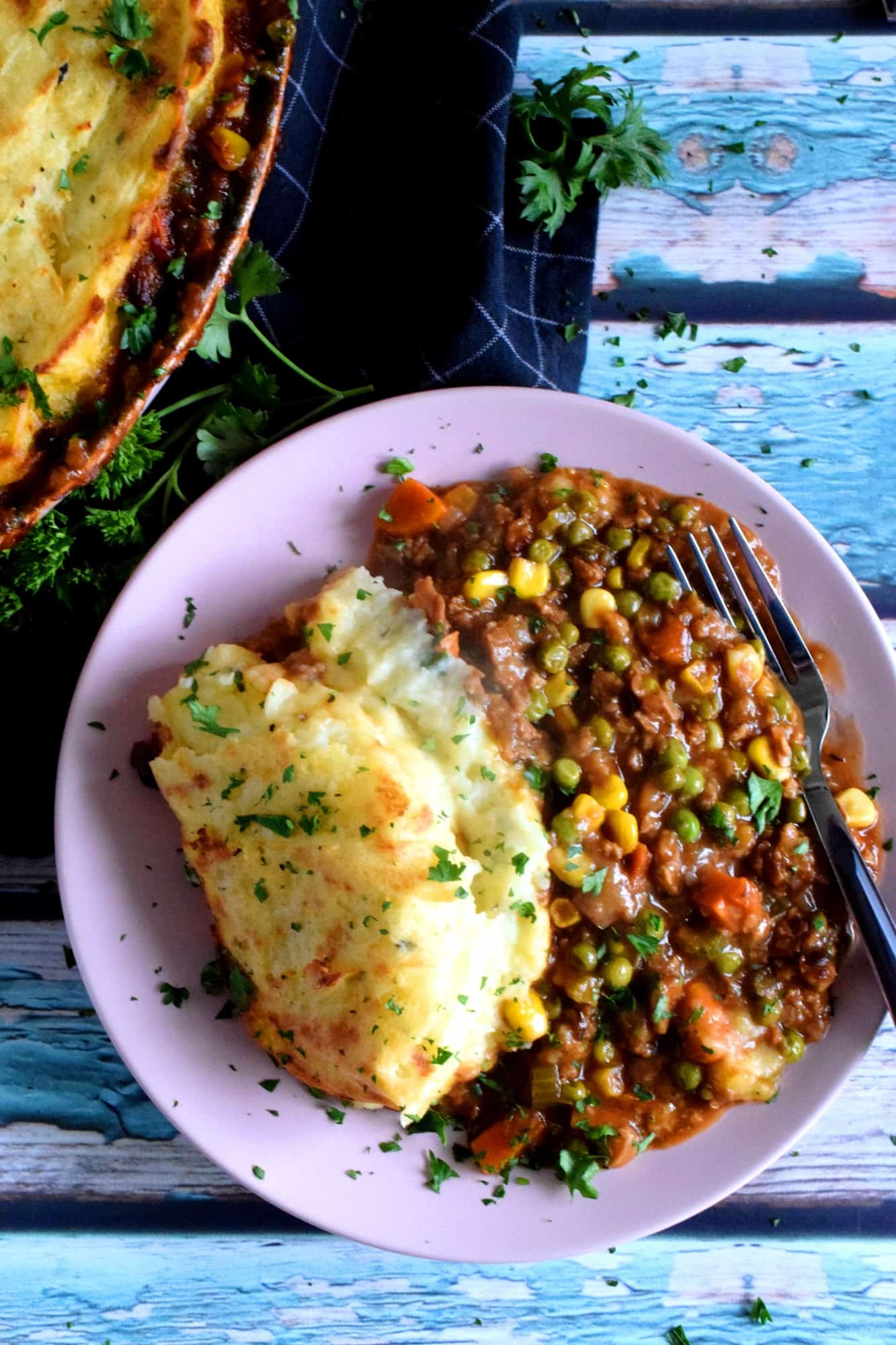 Shepherd's Vegetarian Pie