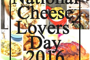 National Cheese Lovers' Day 2016