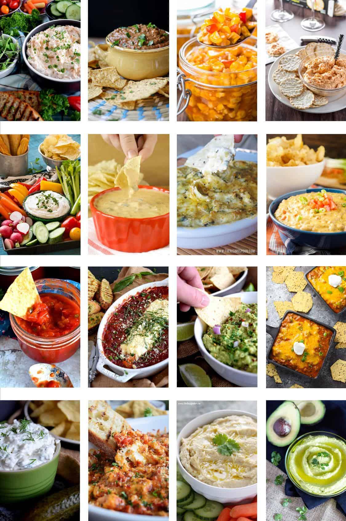22 Delicious Dips