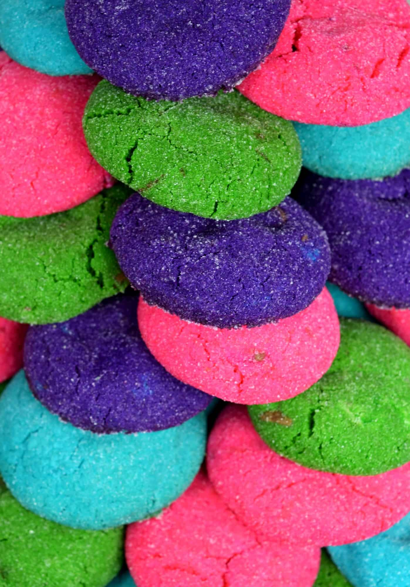 Playdough Chocolate Sugar Cookies