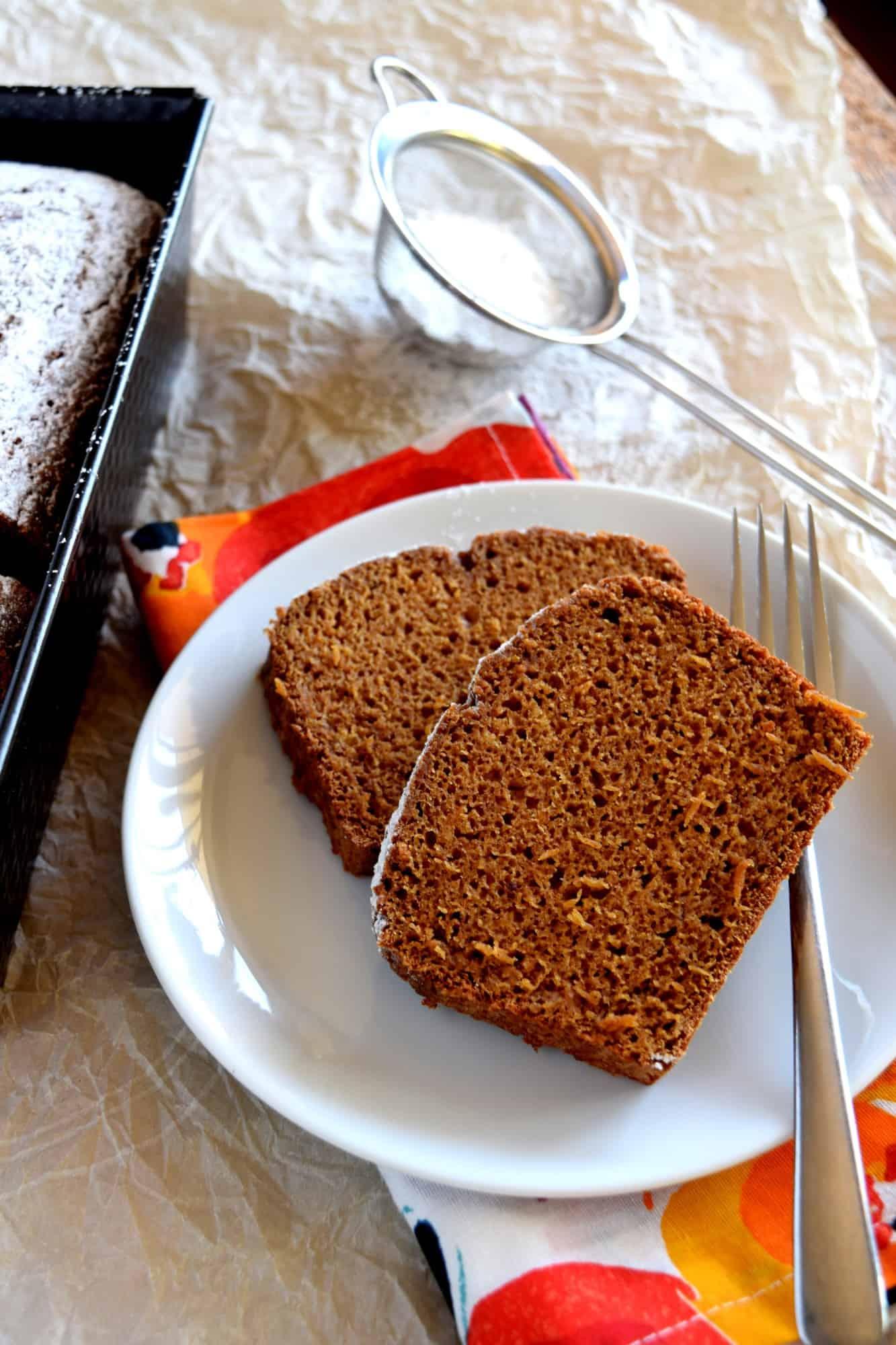 Starbucks Copycat Pumpkin Spice Loaf