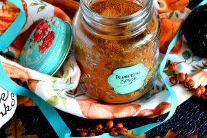 Pioneer Woman's Homemade Pumpkin Spice