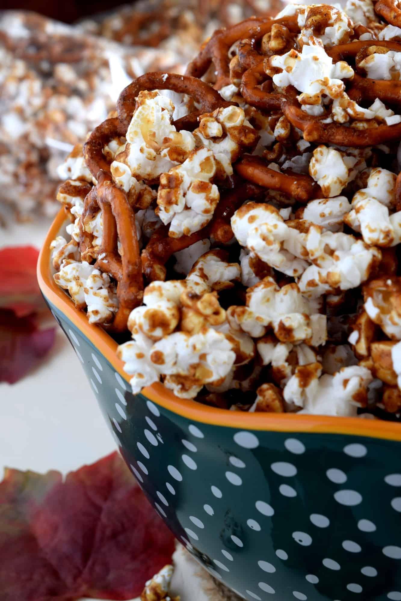 Pumpkin Spice Candy Corn
