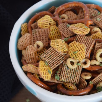 Dill Pickle Ranch Chex Mix