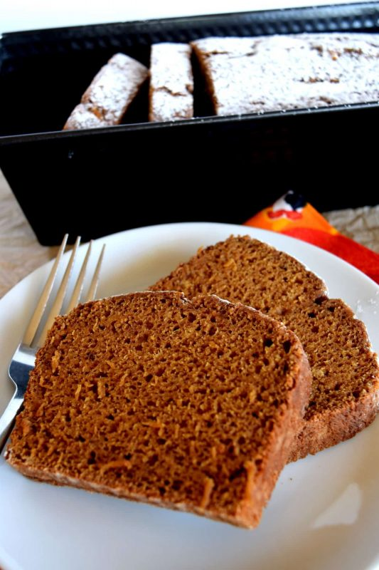 Starbucks Copycat Pumpkin Spice Loaf Lord Byron S Kitchen