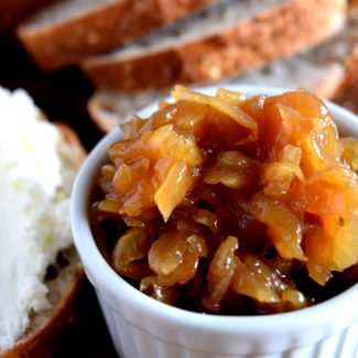 Preserved Onion Marmalade