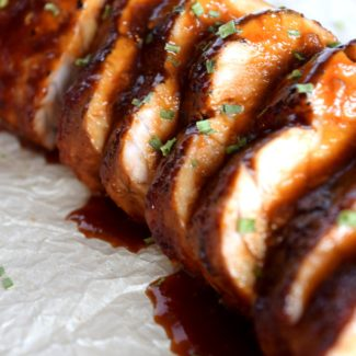Roasted Spiced Pork Loin