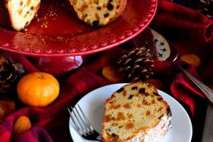 Apricot Raisin Cream Cheese Bundt Cake