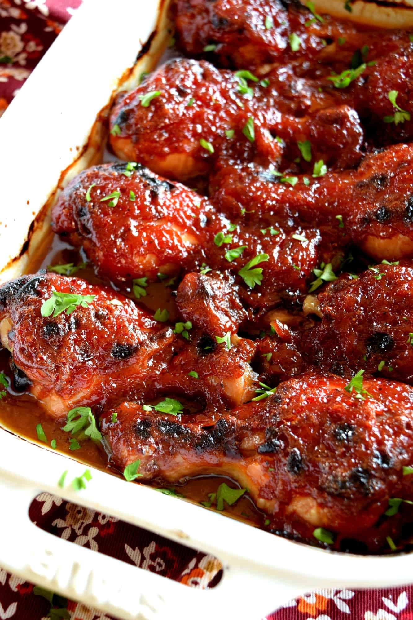 Charred Chipotle Chicken