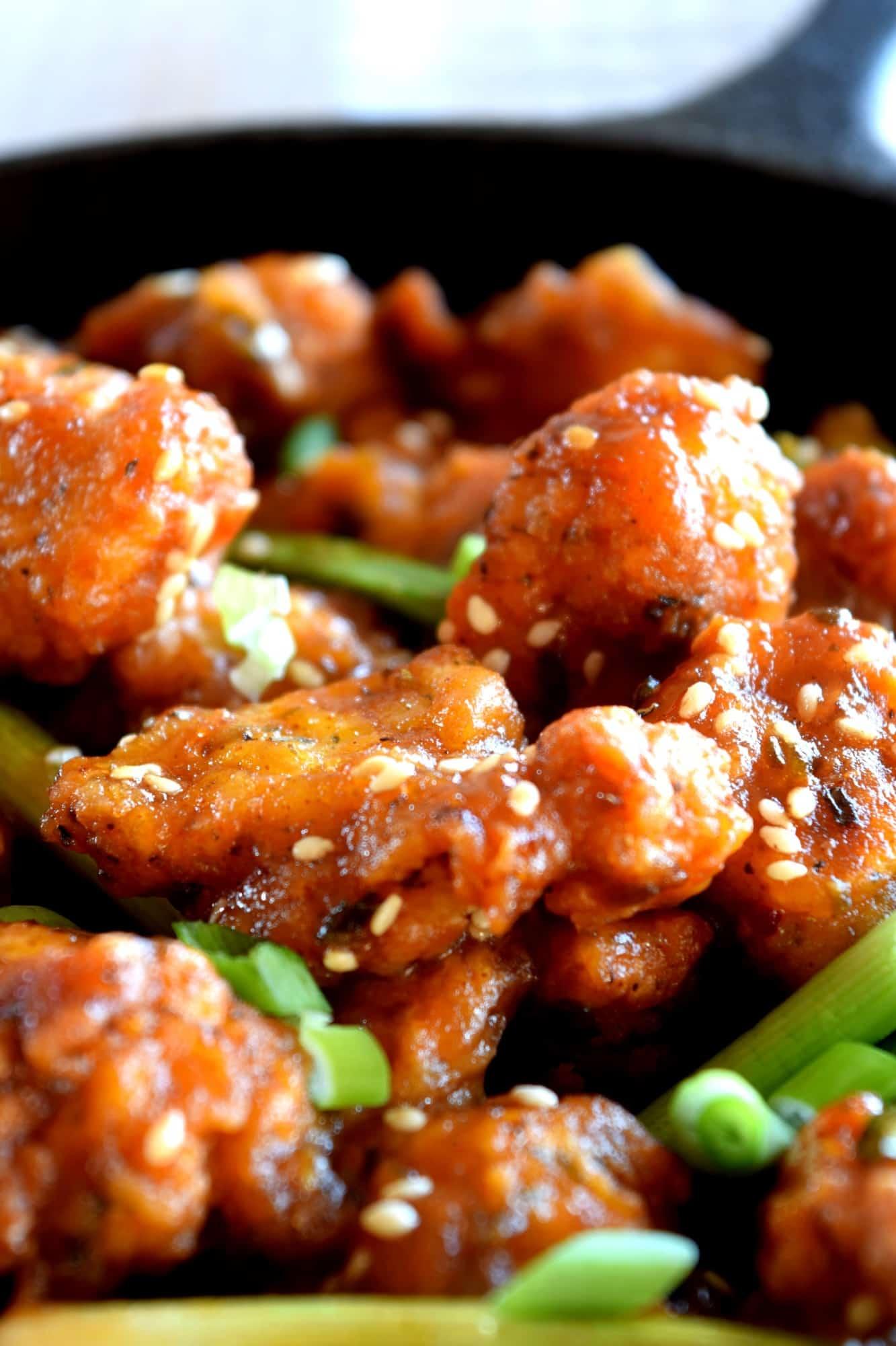 how to cook schezwan chicken