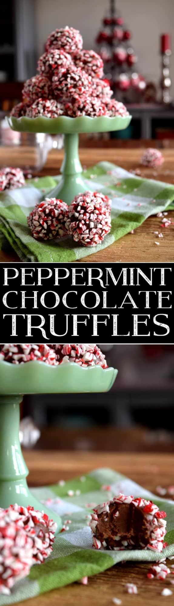 peppermint-chocolate-truffles