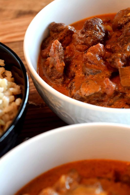 Pork and Mushroom Ragu