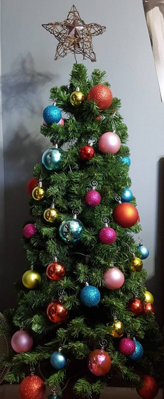 McKenna's personal tree.