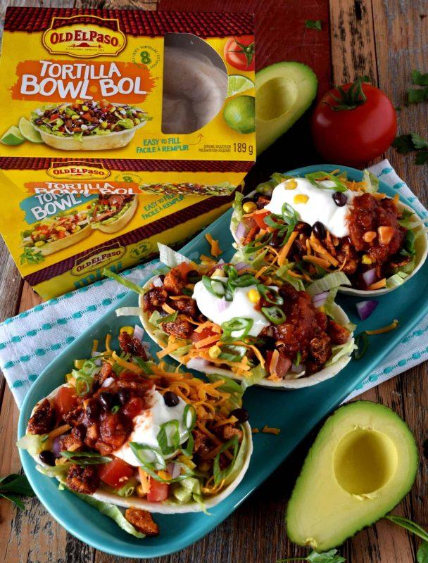 old-el-paso-tofu-taco-bowls