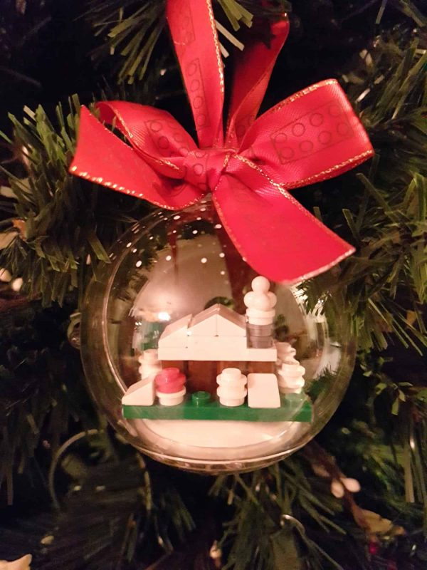 A Lego ornament from John.e.