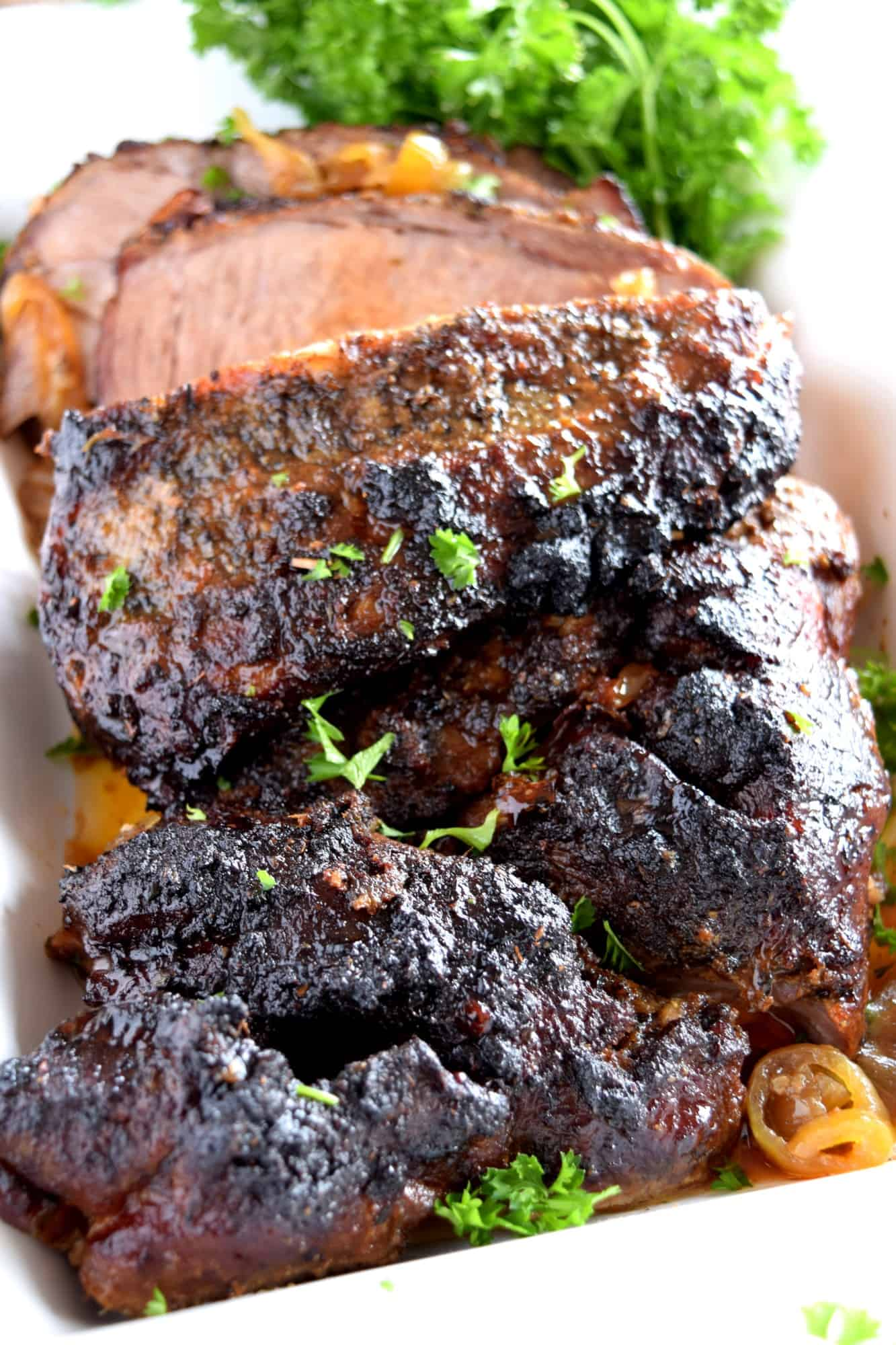 Cuban Style Slow Roasted Marinated Pork - Lord Byron's Kitchen