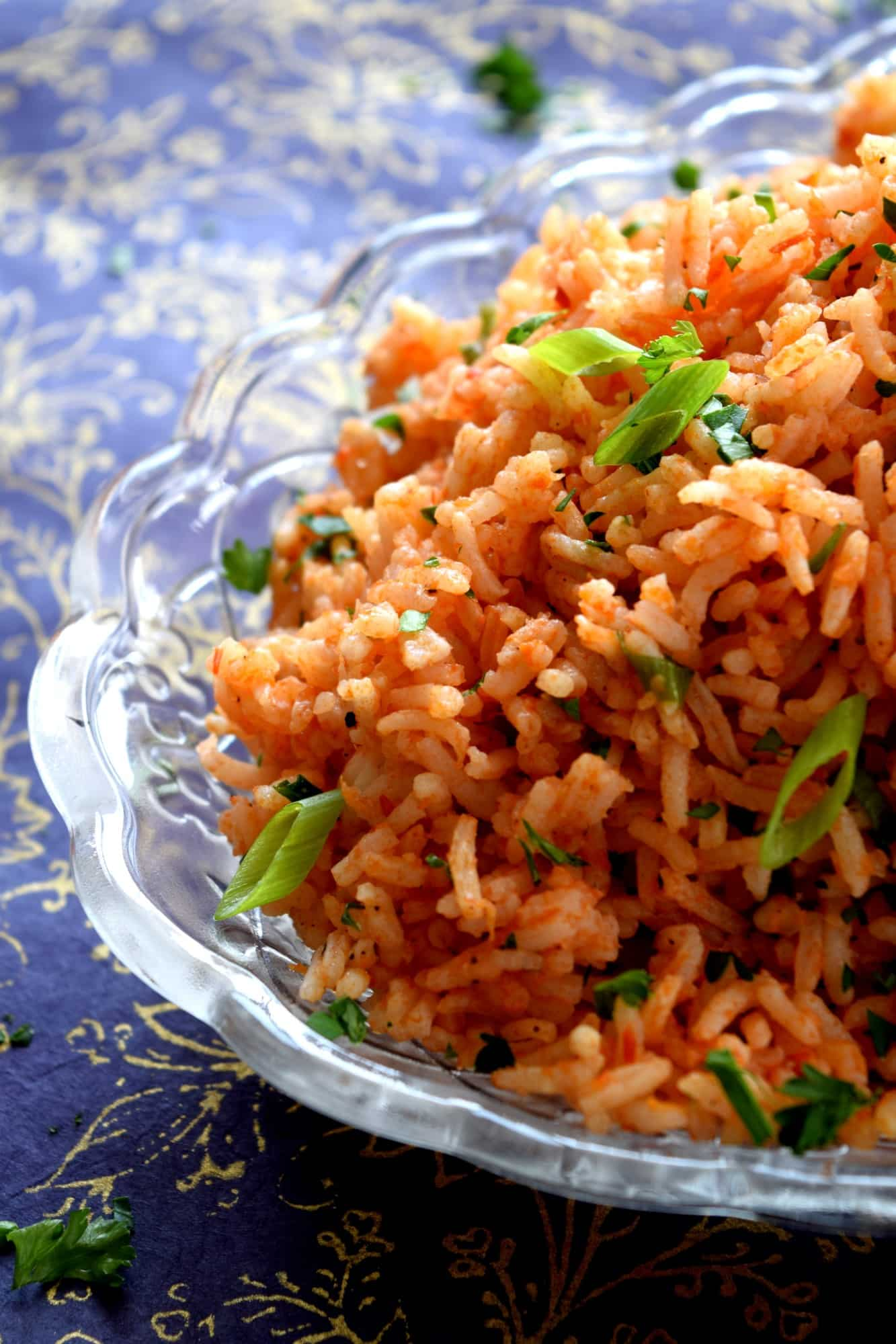 Easy leftover tomato lime fried rice lord byrons kitchen i know dear reader that may seem like a lot of changes but its just the way it had to be for me and my family if youre looking for a spicy ccuart Images