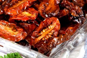 Oven Roasted Sun Dried Tomatoes