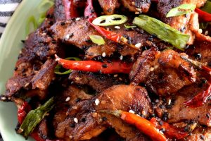 Korean Pork Bulgogi