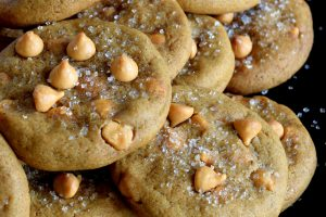 Butterscotch Pumpkin Cookies
