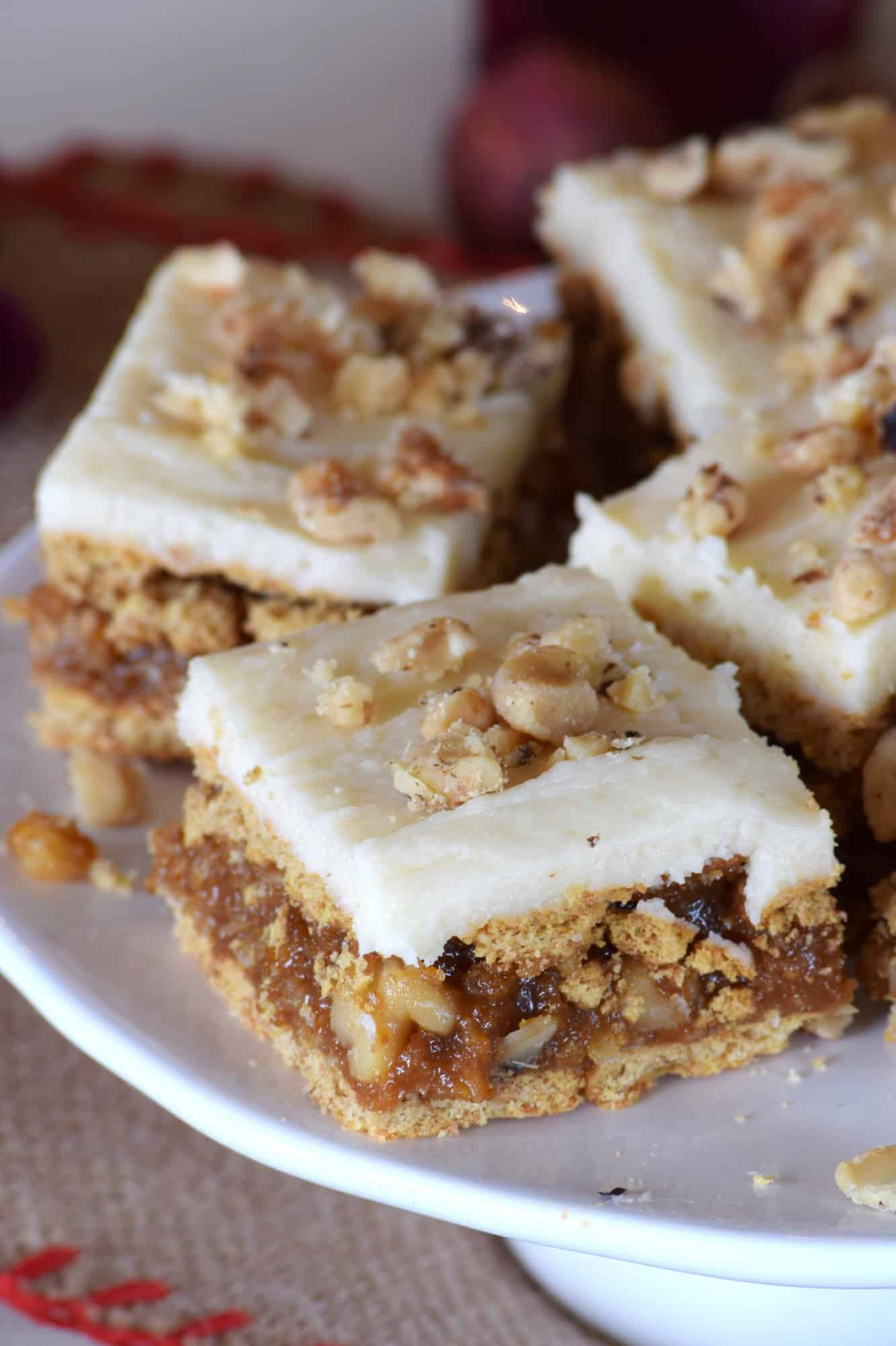 Walnut Oh Henry Bars Lord Byron S Kitchen