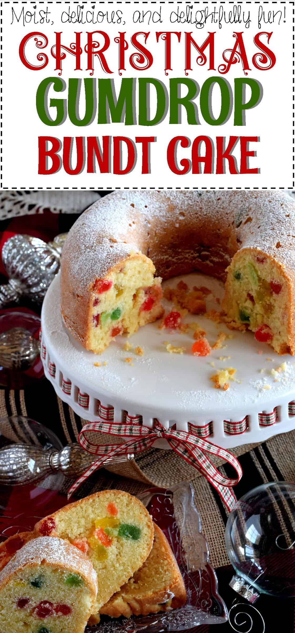 gumdrop cake has to be one of the most recognizable traditional newfoundland cakes and even though its probably most popular at christmastime