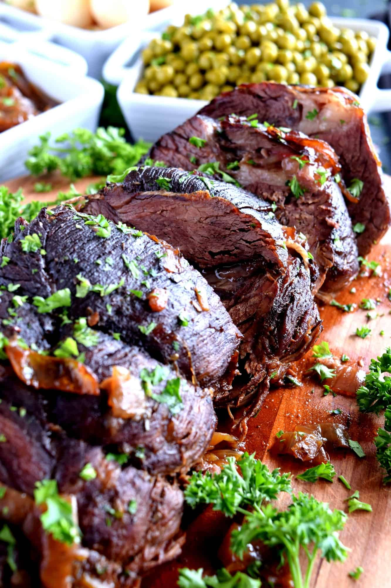 Oven Roasted Beef Sirloin