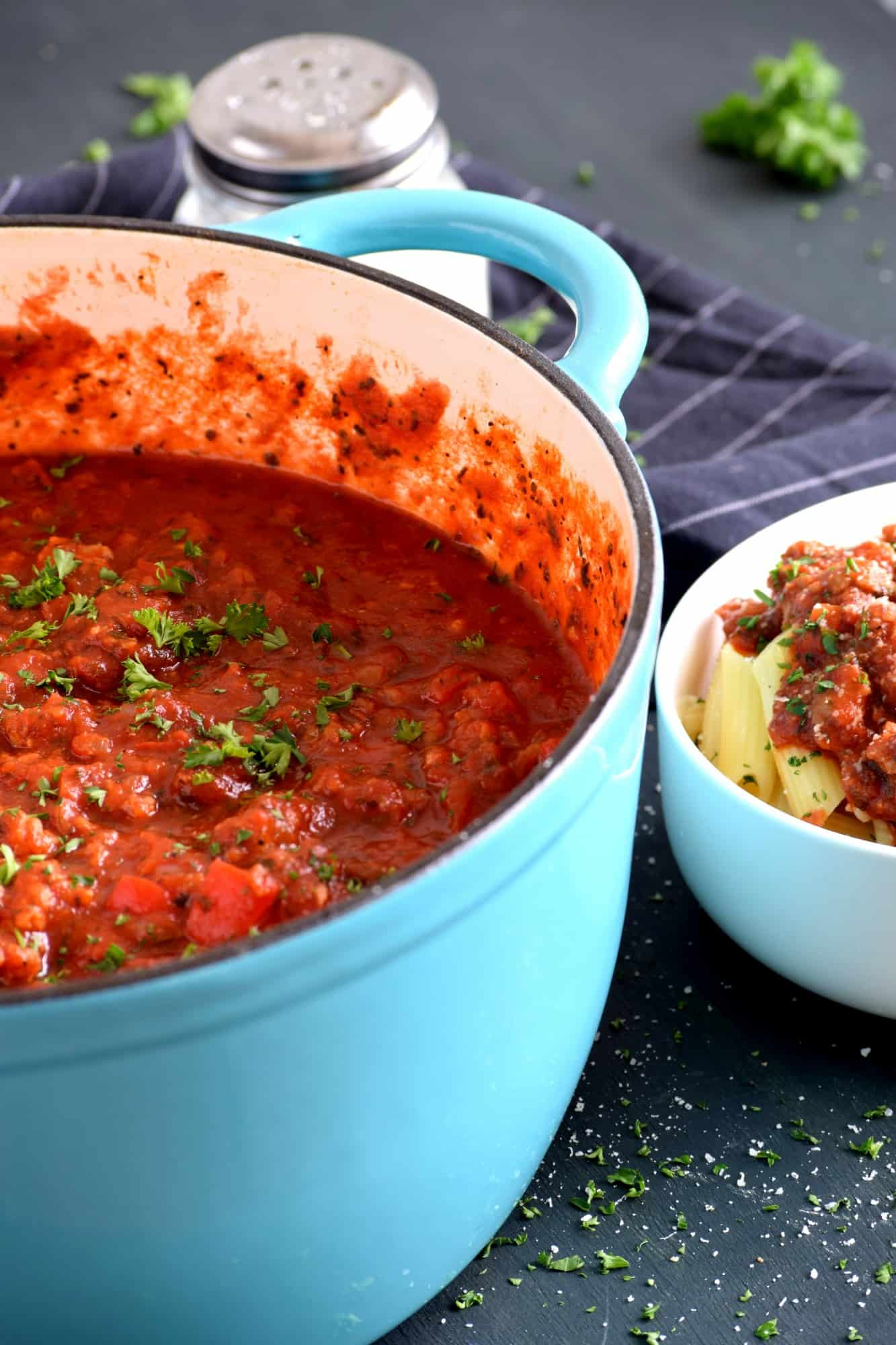 Sausage And Pepper Pasta Sauce
