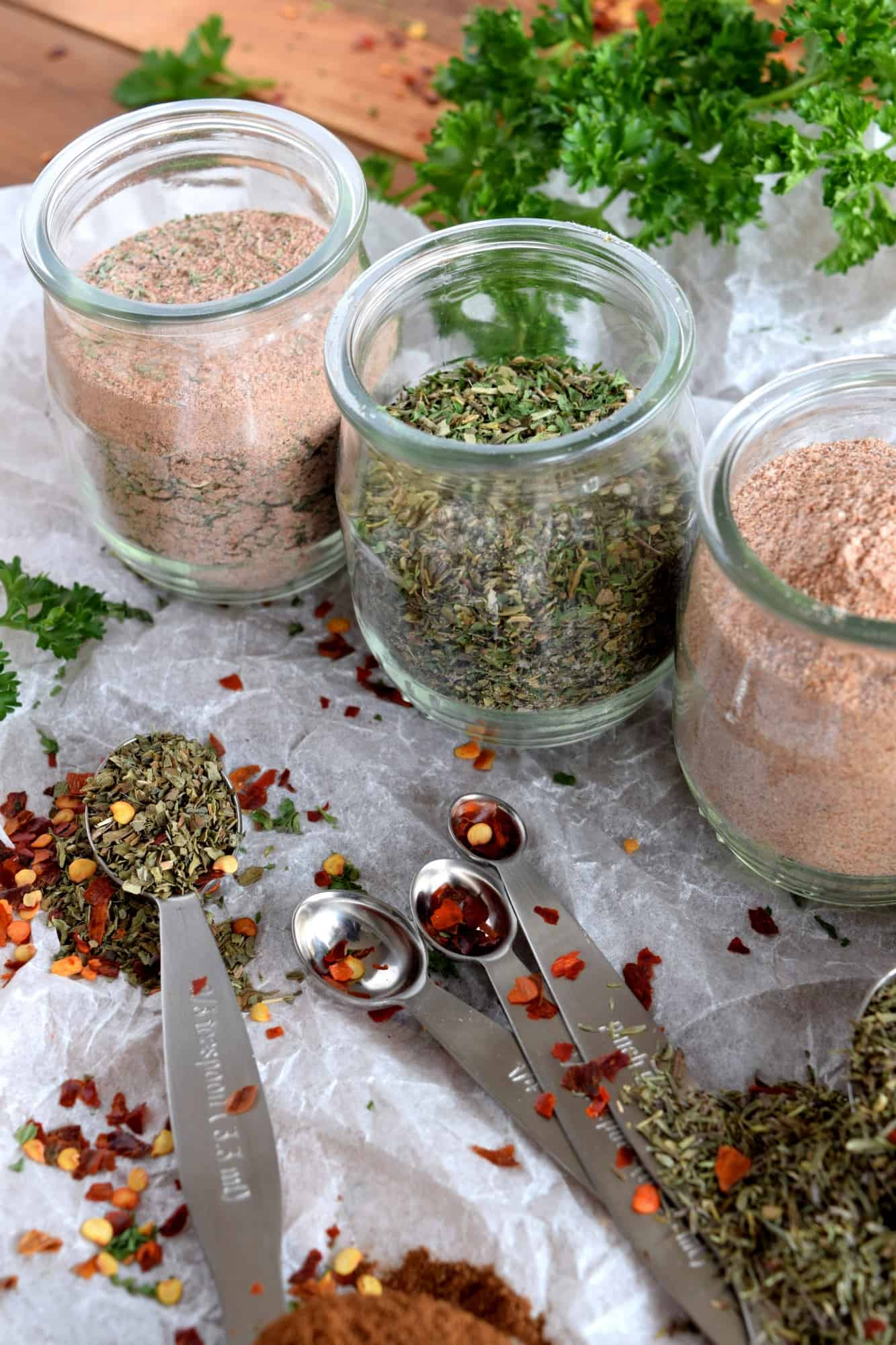 6 Seasoning Blends for Baked Chicken - CAJUN