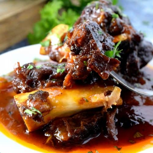 how to cook braised beef short ribs