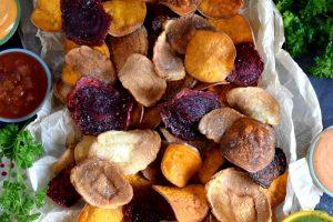 Homemade Vegetable Chips