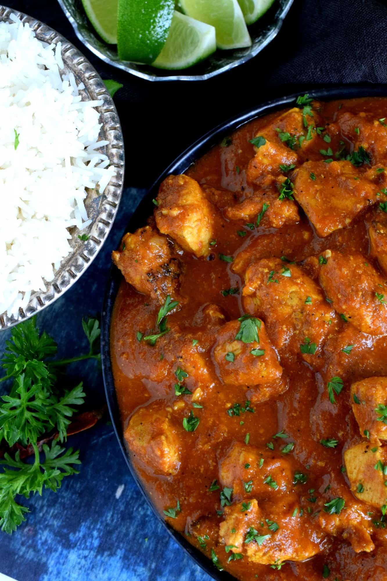 Chicken Tikka Masala - Lord Byron's Kitchen