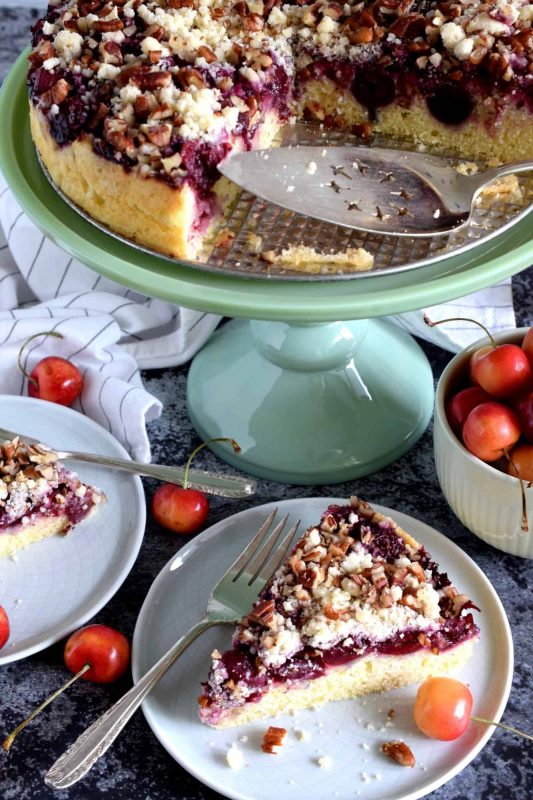 Can I Use Cherry Pie Filling For Black Forest Cake