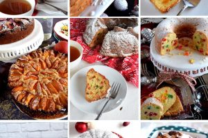 10 Picture Perfect Christmas Cake Recipes