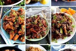 11 Asian Buffet Inspired Favourite Recipes
