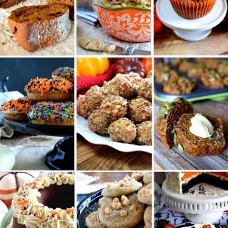 12 Must-Try Pumpkin Spice Dessert Recipes