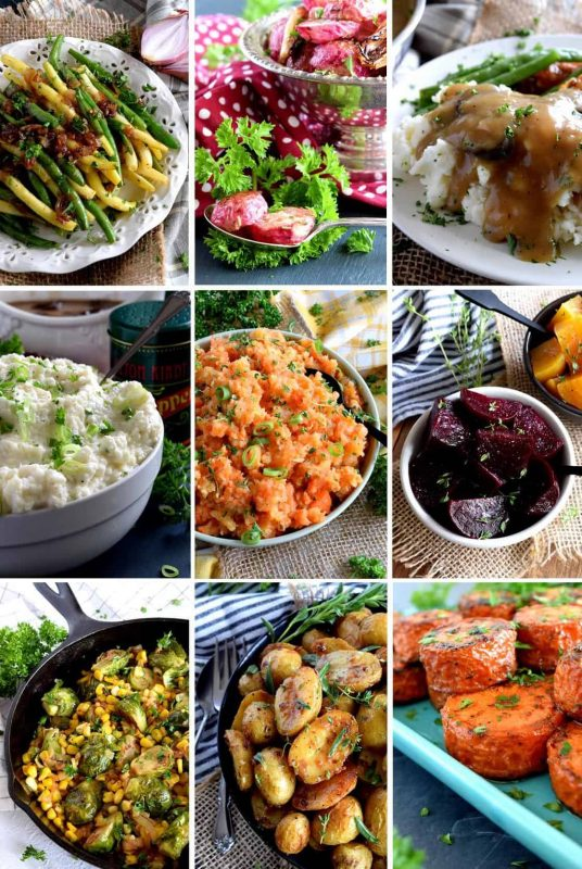 13 Thanksgiving Recipes For Vegetarians Lord Byron S Kitchen