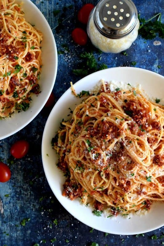 11 Perfect Weeknight Pasta Recipes - Lord Byron's Kitchen