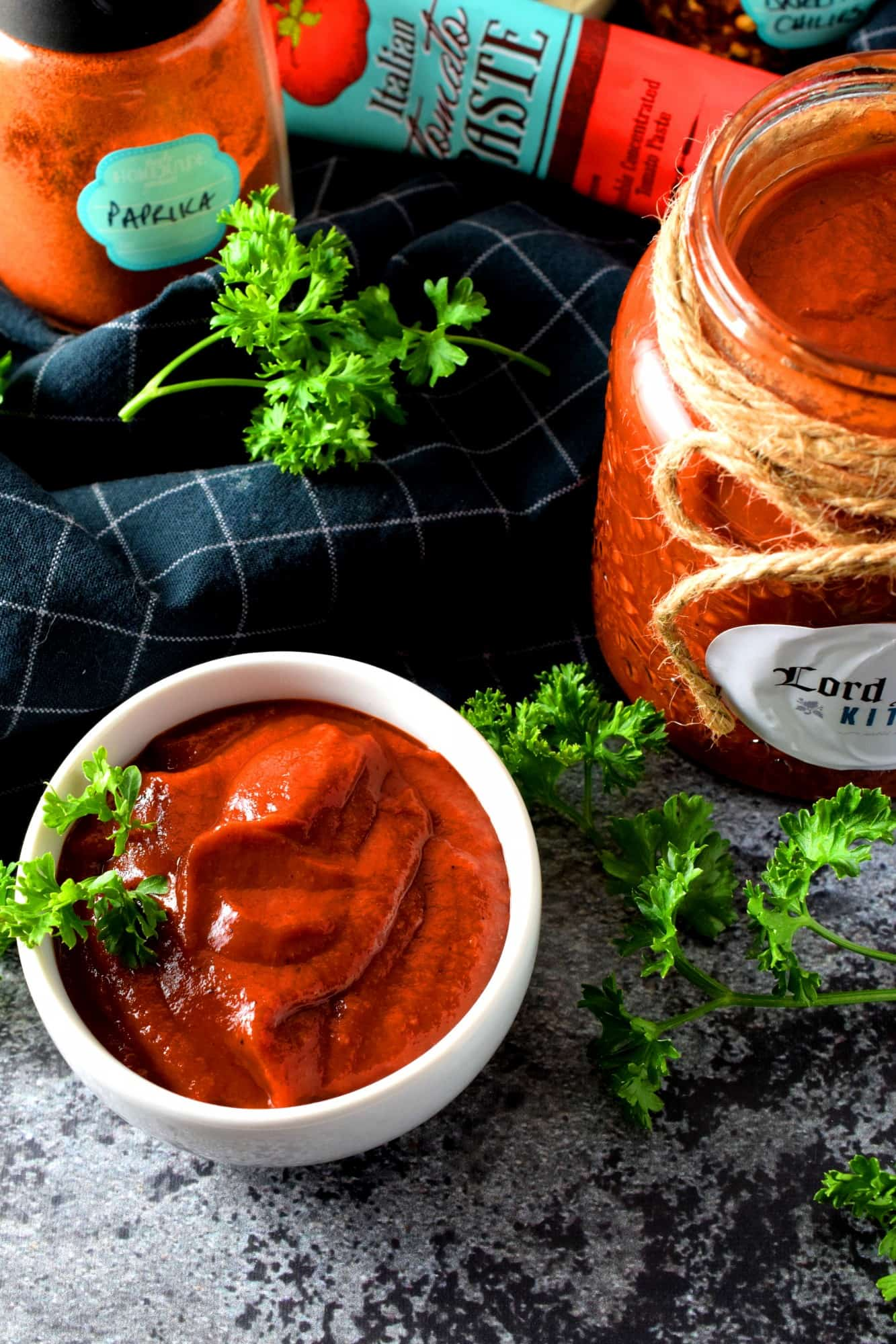 Sugar Free Hot And Smoky Barbeque Sauce