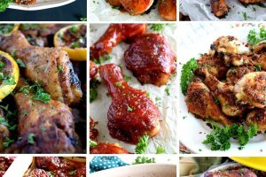 9 Budget Friendly Chicken Drumstick Recipes