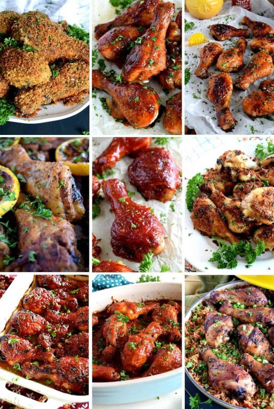 9 Budget Friendly Chicken Drumstick Recipes - Lord Byron's Kitchen