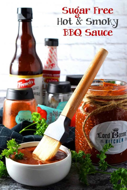 Do you enjoy barbeque sauce as much as I do? Or are you the type to eat barbeque sauce only when grilling? In our home, we eat a lot of it.