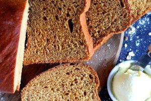 Newfoundland Molasses Sweet Bread